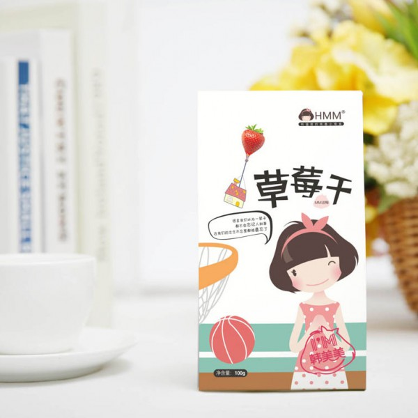 卡通IP零食包装设计