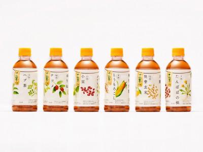 茶饮料瓶装包装设计