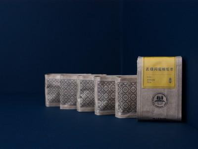 茶叶包装设计(乌龙茶)