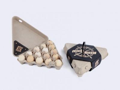便携式鸡蛋包装设计