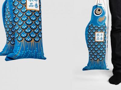 创意大米包装设计
