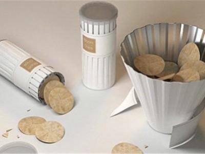 薯片包装设计