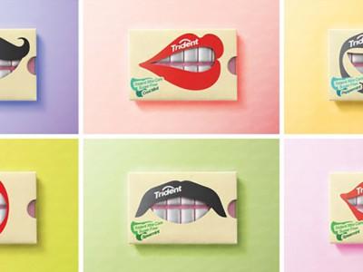 无糖木糖醇包装设计
