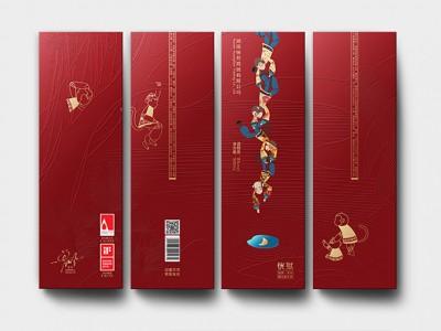 长沙恍然米酒包装设计