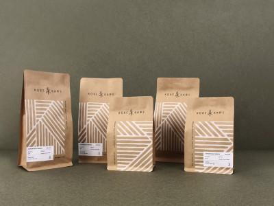 越南专业精品咖啡包装设计