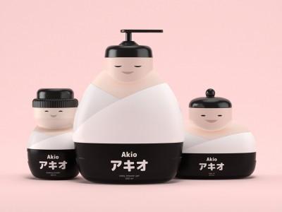 沐浴产品设计