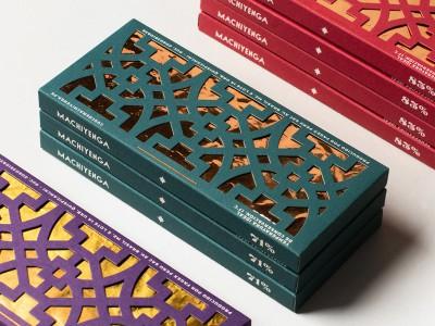Machiyenga巧克力包装设计