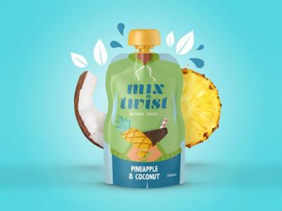 果汁品牌包装