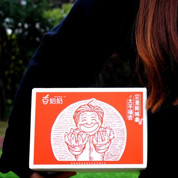 杏奶奶品牌包装设计